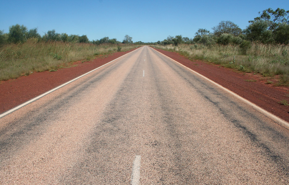 reddirt road